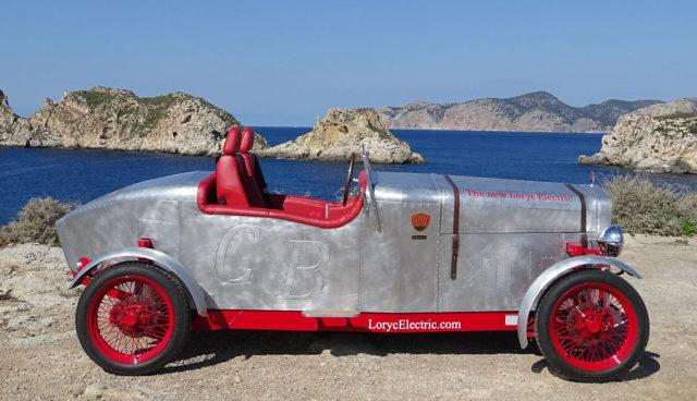 Loryc-Electric-Elektroauto