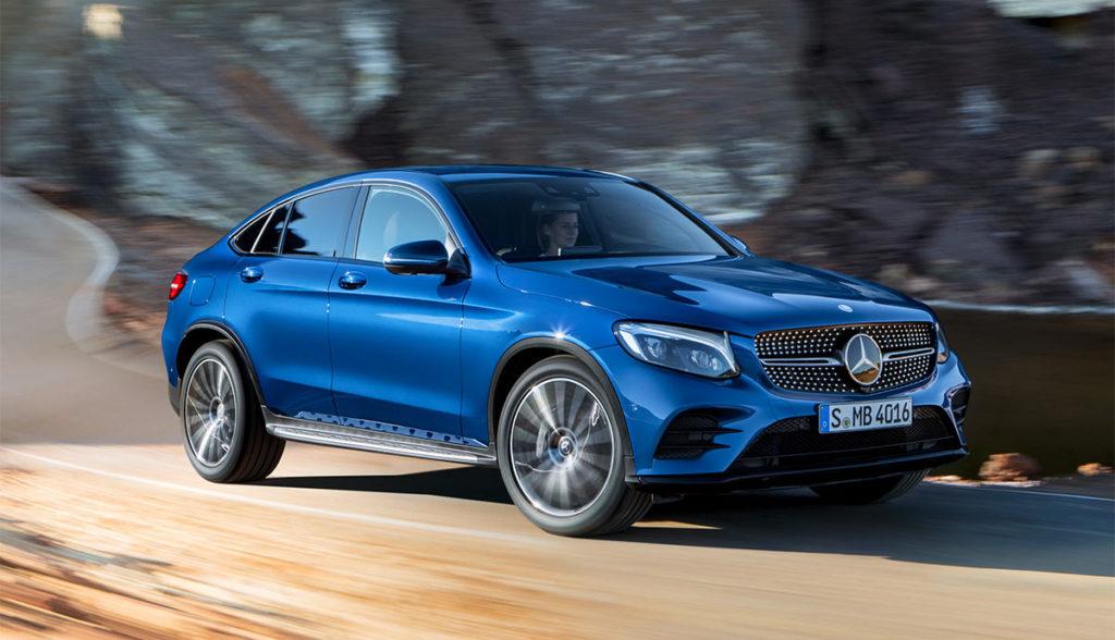 Mercedes-Elektroauto-SUV