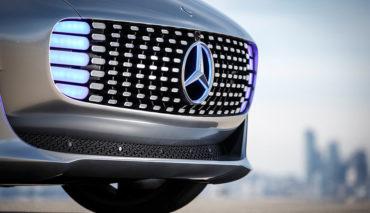 Mercedes-Langstrecken-Elektroauto
