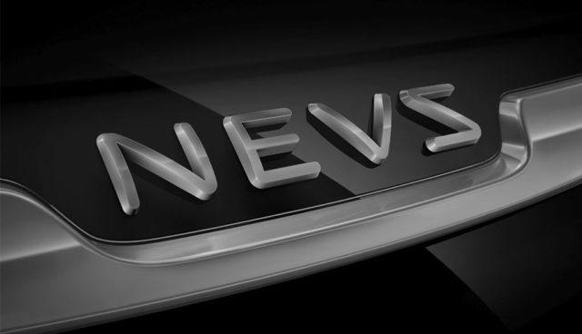 Saab-NEVS-Elektroauto