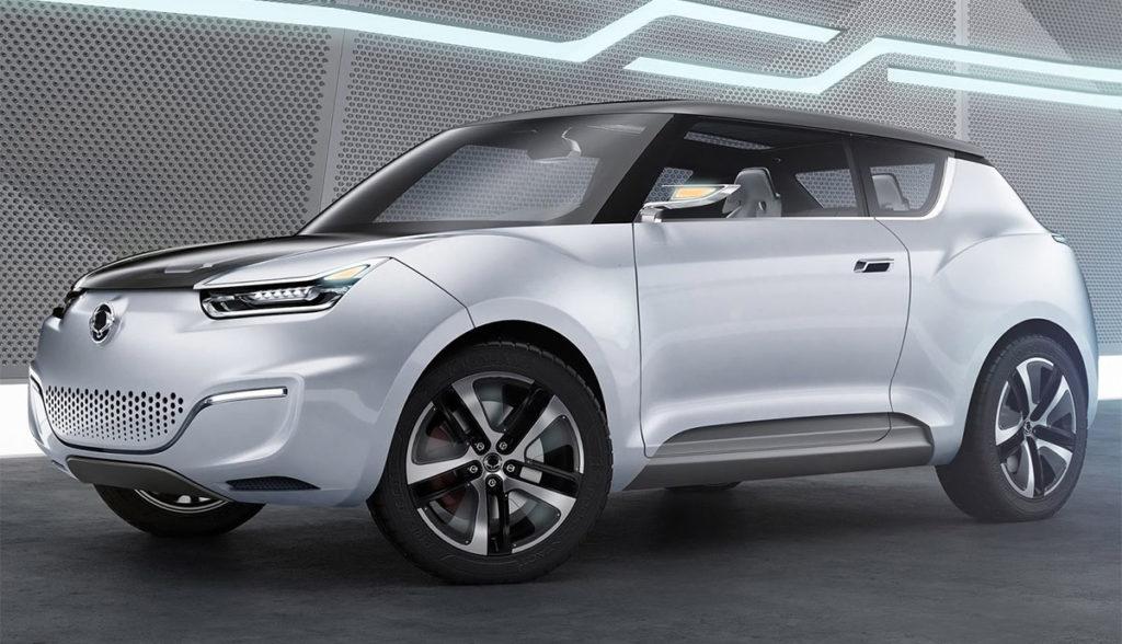 Ssangyong-e-XIV-Elektroauto