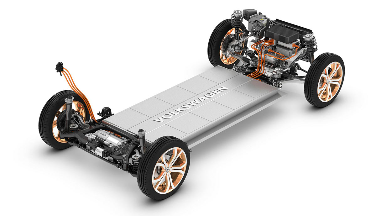 Jaguar Battery Car