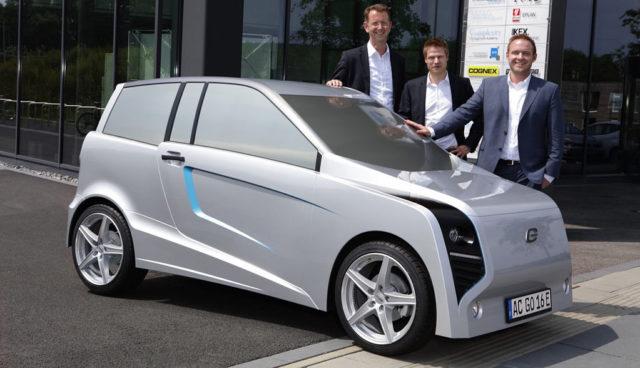 e.GO-Mobile-Elektroauto