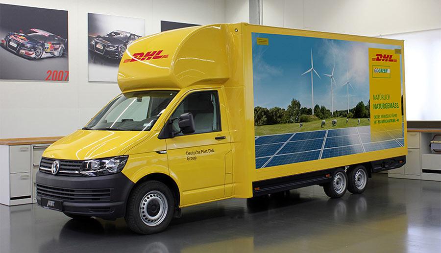 Abt-Sportsline-eCab-DHL-Deutsche-Post