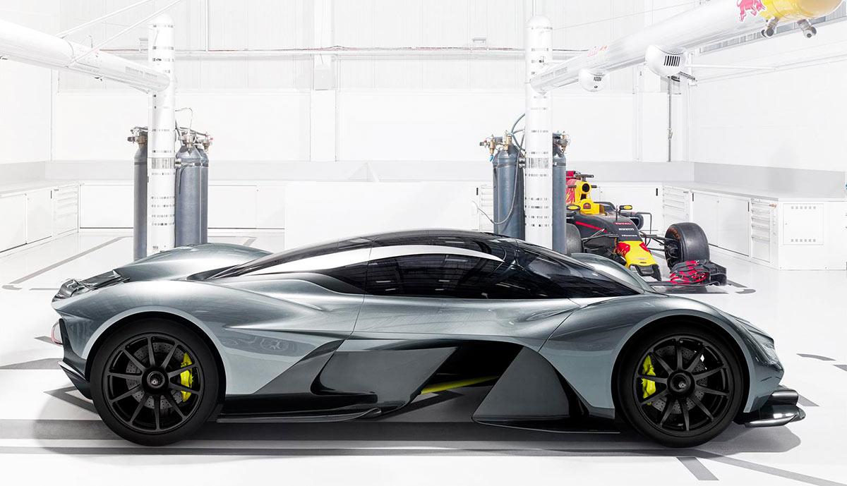 aston martin zeigt hybrid-supersportler am-rb 001 - ecomento.de