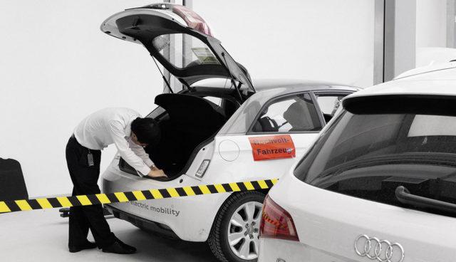 Audi-Elektroauto-Kleinwagen