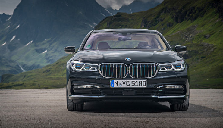 Bmw 740e Iperformance Ecomentode