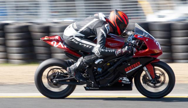 Elektromotorrad-Rennserie MotoE: Saison 2016 startet am Wochenende