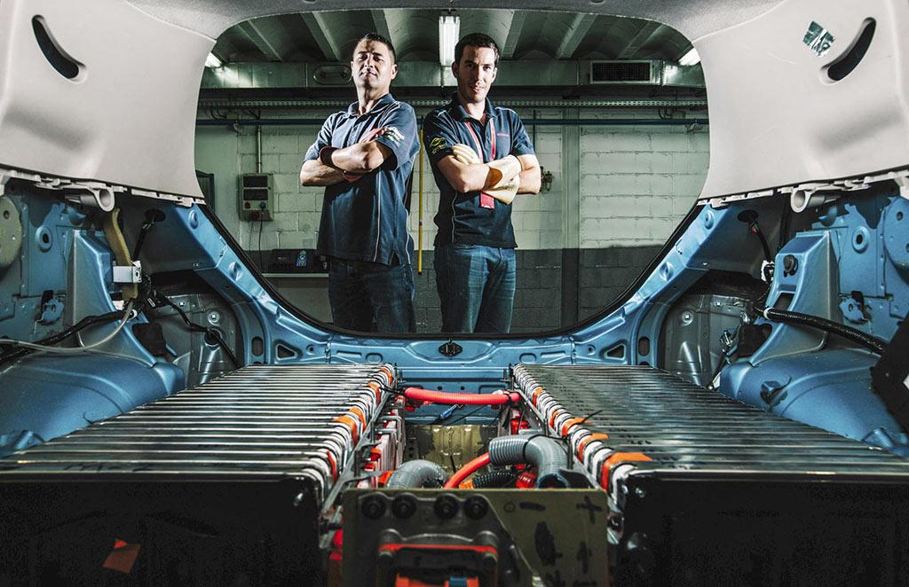 Bmw Mitarbeiter Bauen Opel