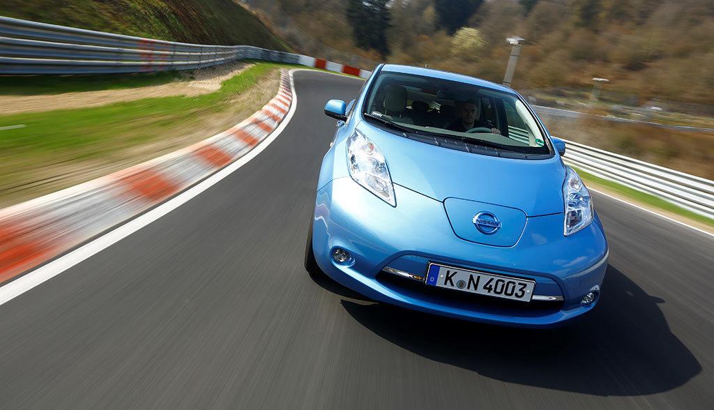 Nissan-Elektroauto-Zukunft