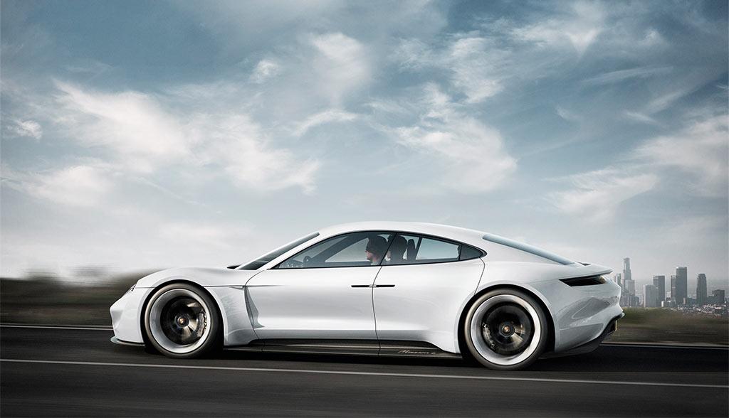 Porsche Elektroauto Mission E Bringt 1400 Neue Jobs Ecomento De