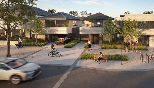 """""""Tesla Town"""" bei Melbourne: 2500 Häuser, alle mit Ökostrom und Heimspeicher"""