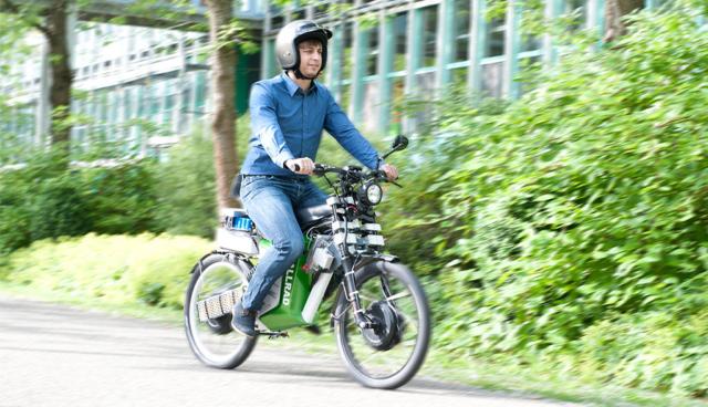 Ulmer Ingenieure entwickeln smarten Allrad-Antrieb für E-Zweiräder