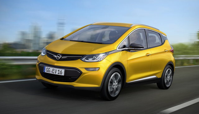 Opel-Ampera-e-Reichweite