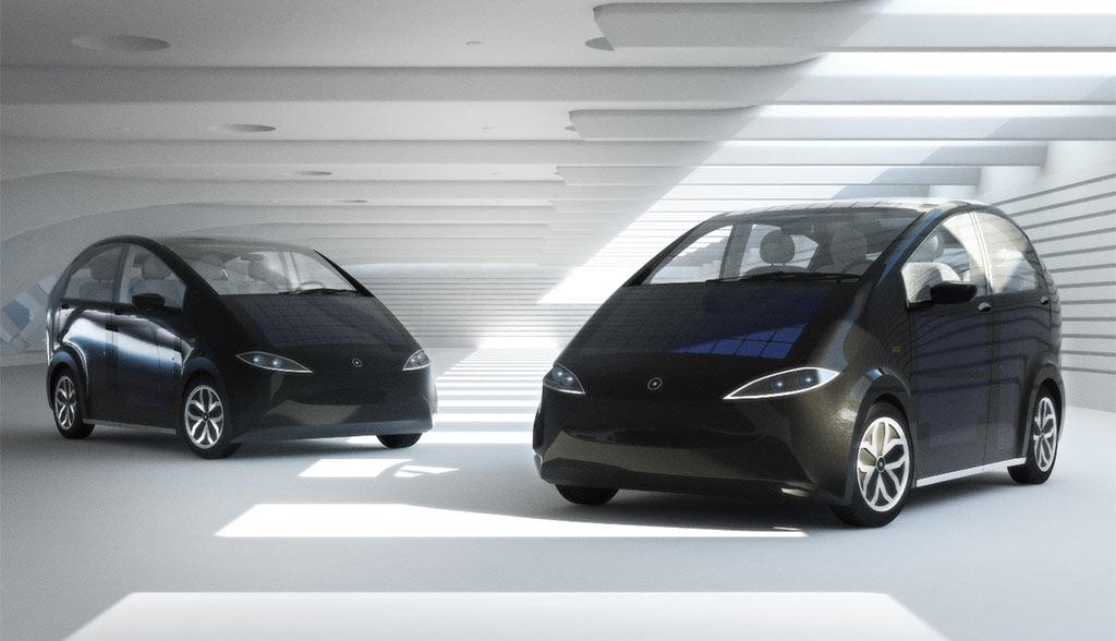 Deutsches Startup stellt selbstladendes Solar-Elektroauto vor (Video ...