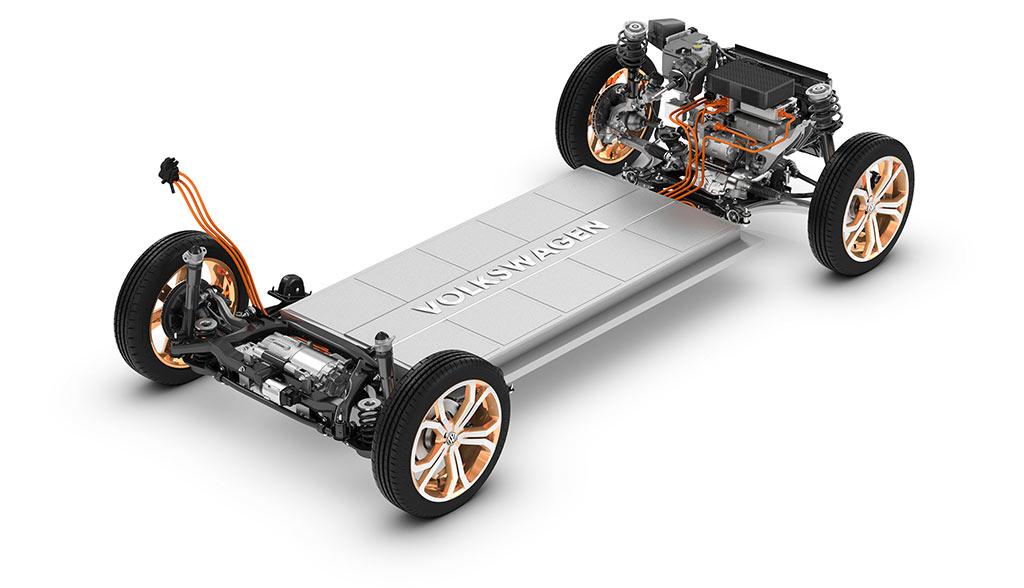 VW-Batteriezellfertigung-Elektroauto
