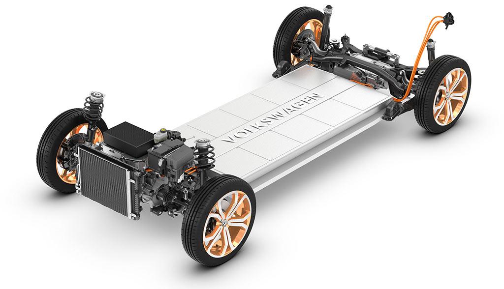 VW-Elektroauto-Plattform