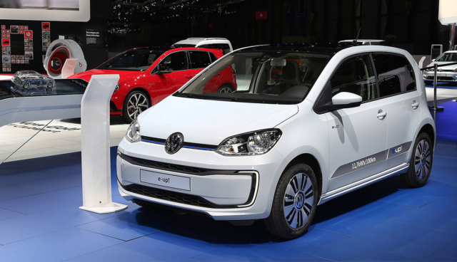 Der neue VW e-up! ist da: Reichweite und Preis unverändert