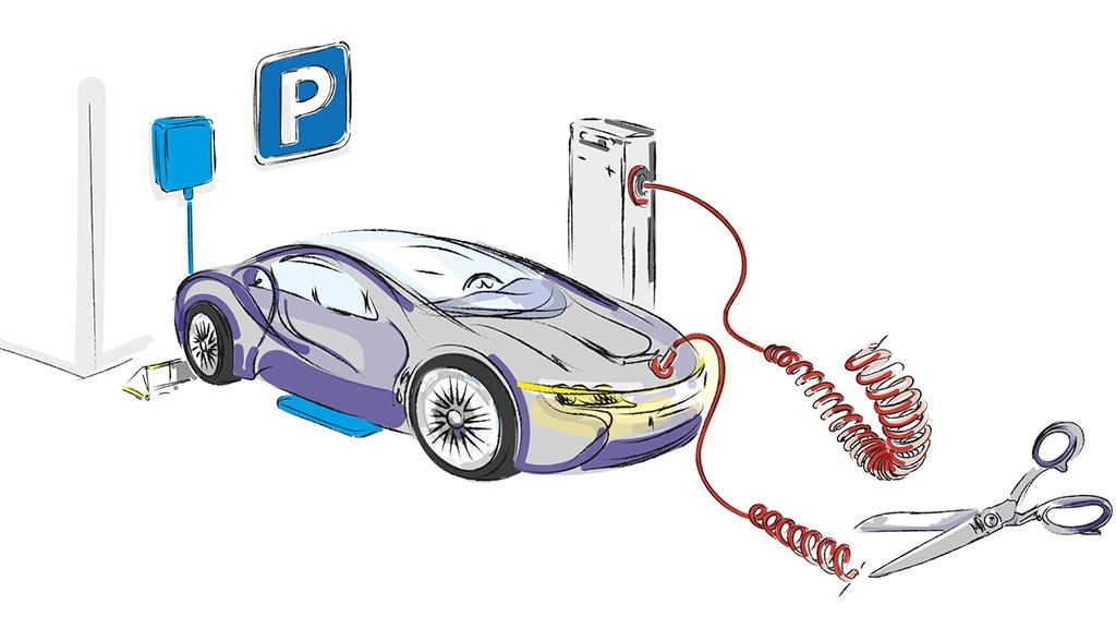 Fantastisch Arbeitsprinzip Des Elektroautos Fotos – dede14