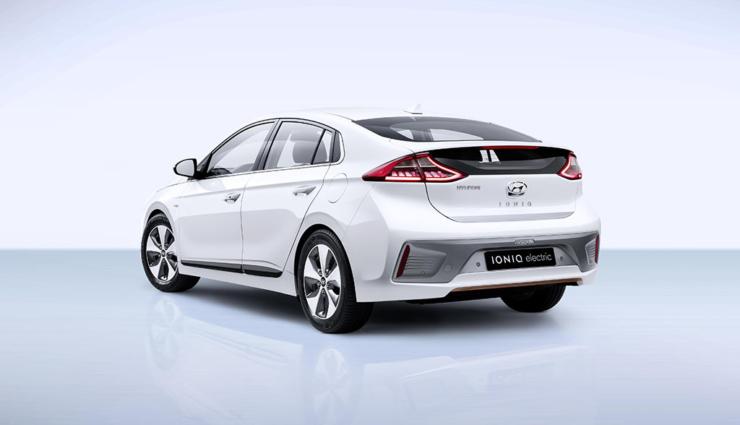 Hyundai Ioniq Electric Reichweite Preis Daten3