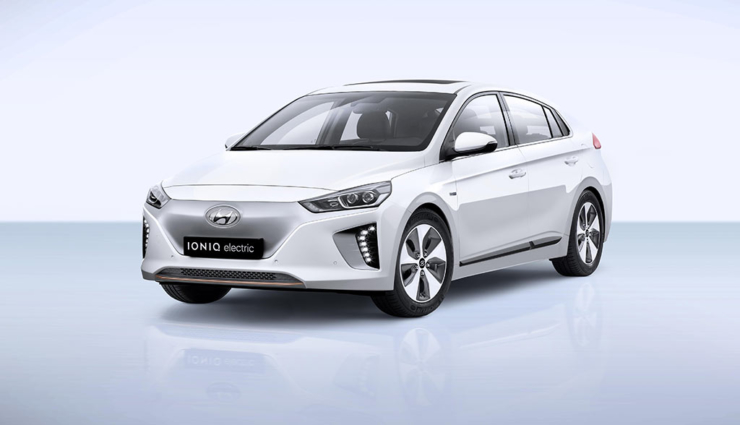 Hyundai Ioniq Electric Reichweite Preis Daten7
