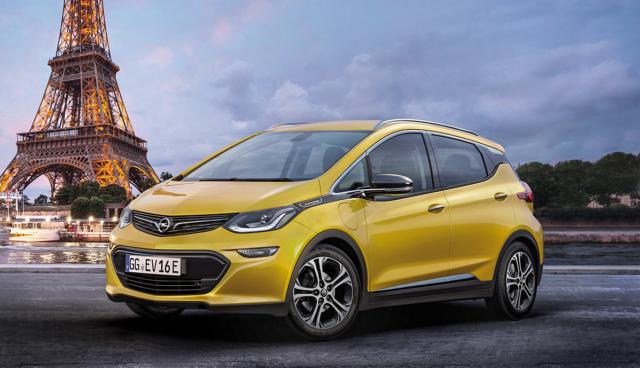 Opel-Ampera-e-Reichweite-Elektroauto