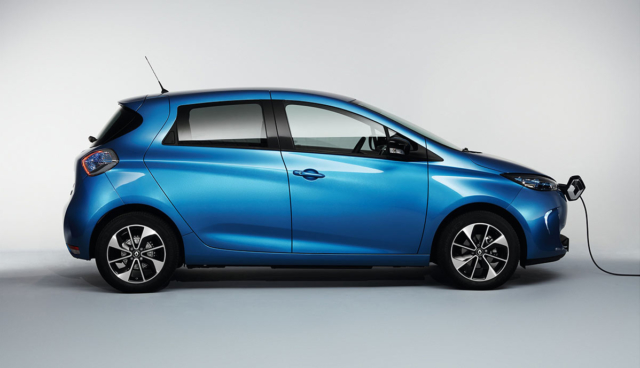 Renault ZOE mit 400 Kilometer Reichweite kostet ab 24.900 Euro