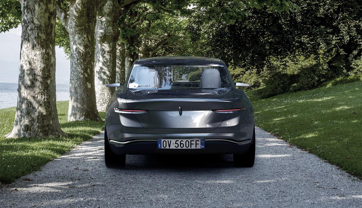 varsovia concept luxuri ses elektroauto mit range. Black Bedroom Furniture Sets. Home Design Ideas