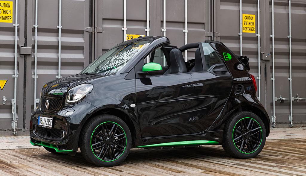Smart Ed Electric Car