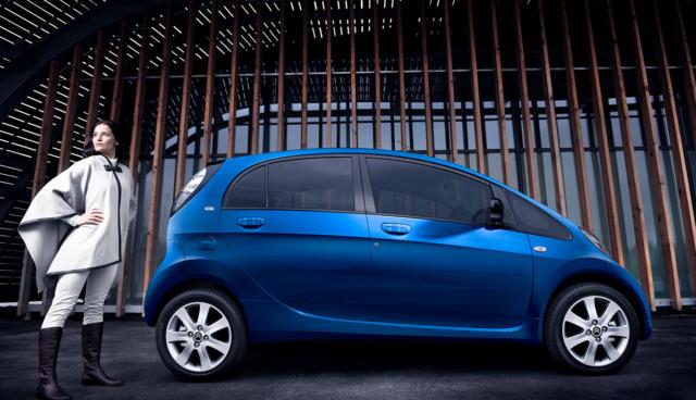 Neues Modelljahr erhältlich: Elektroauto-Flitzer Peugeot iOn und Citroën C-Zero