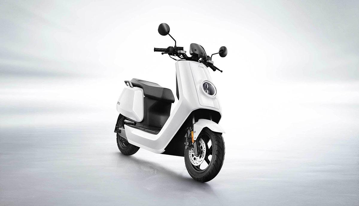 Elektro Roller Niu N1s Civic Jetzt Auch In Europa