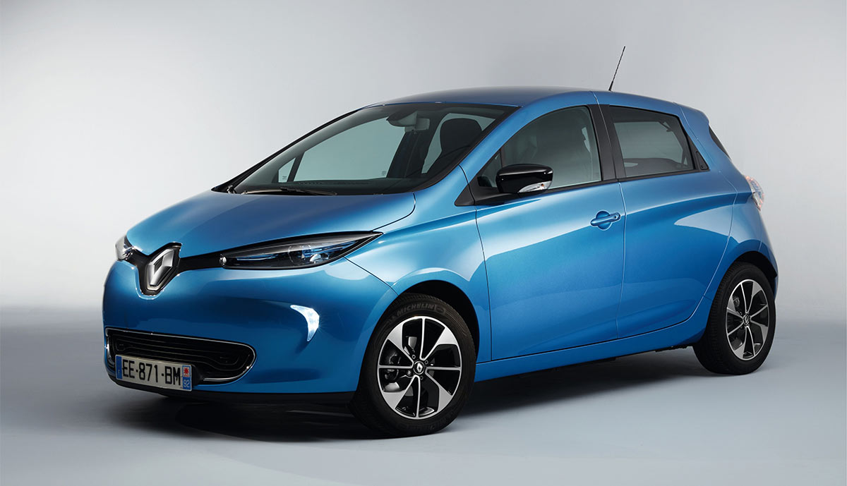 renault zoe mit 400 km elektro reichweite ab sofort bestellbar. Black Bedroom Furniture Sets. Home Design Ideas