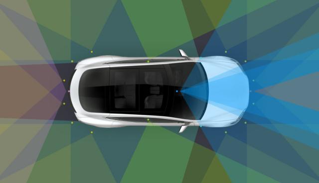 Tesla: Alle Fahrzeuge ab sofort mit Hardware für vollautonomes Fahren ausgerüstet