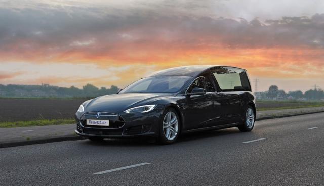 Der Tesla für den letzten Weg