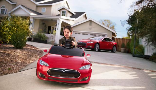 Tesla: Kinder-Elektroauto von Radio Flyer kommt nach Deutschland