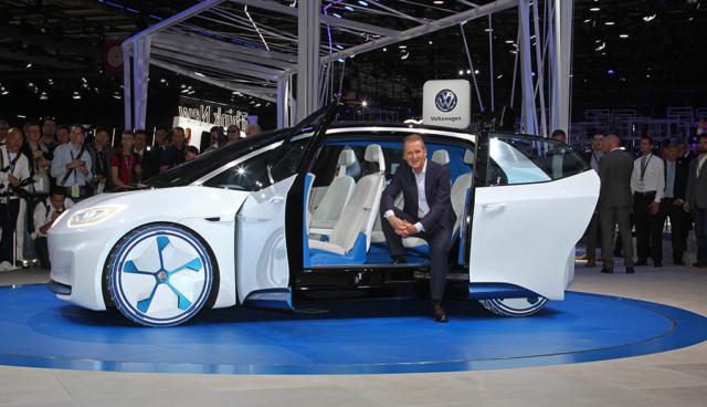 """Piëch und Porsche """"beeindruckt"""" von VWs Elektroauto-Plänen"""