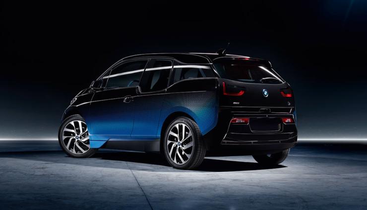 bmw elektroauto i3 mehr reichweite neue optik in 2017. Black Bedroom Furniture Sets. Home Design Ideas