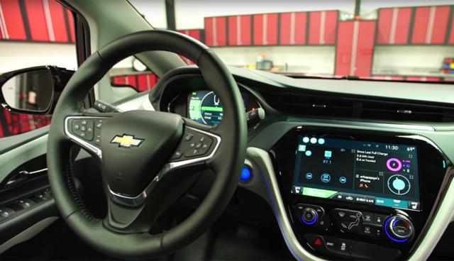 Chevrolet Bolt im Consumer Reports Kurztest