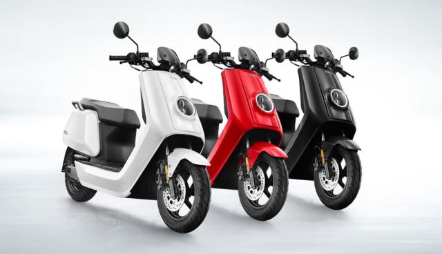 Elektro-Roller NIU N1S Civic jetzt auch in Europa verfügbar
