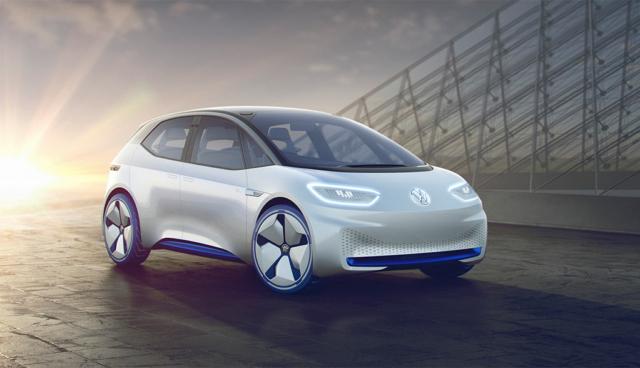 """VW-Stratege Sedran: Elektroauto I.D. wird """"ein Riesenhit wie der Golf"""""""