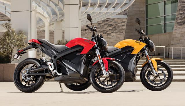 Zero Motorcycles stellt Elektromotorrad-Angebot für 2017 vor (Videos)