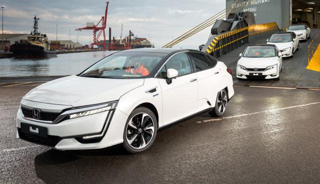250 Millionen Euro: Bundesregierung fördert Wasserstoffautos