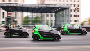 Elektroauto-smart-Mieten