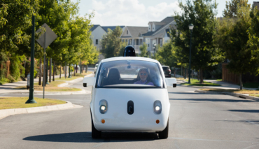 Google-Waymo-Elektroauto