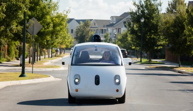 Das Google-Car heißt jetzt Waymo – Selbstfahr-Elektroauto mit Fiat-Chrysler geplant?