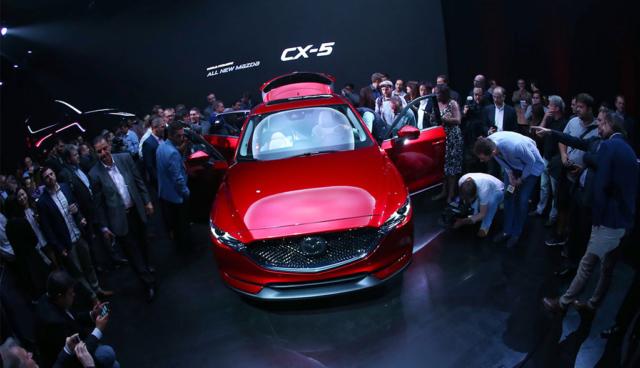 Mazda-Elektroauto