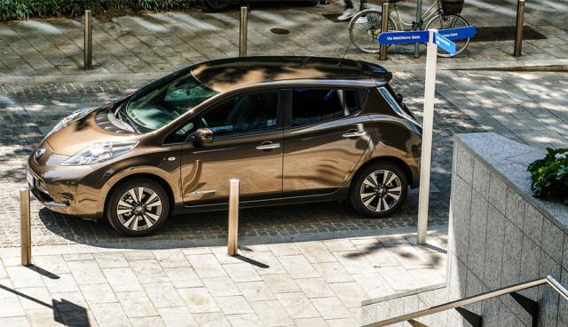 Nissan Erfolgs-Elektroauto LEAF: Wann kommt der große Reichweitensprung?