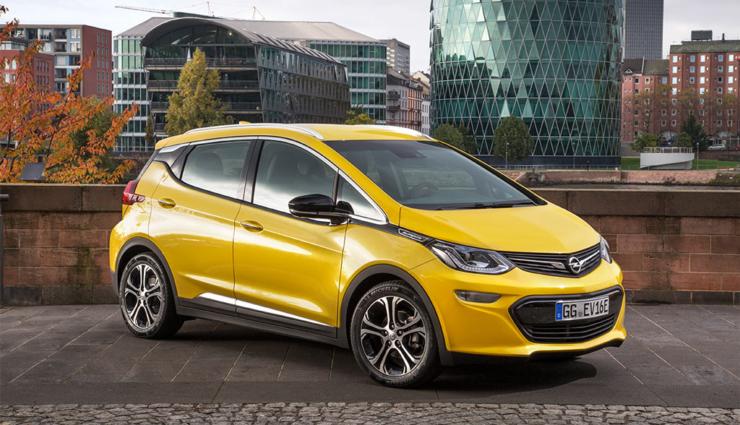Opel-Elektroauto Ampera-e startet in Norwegen, danach Deutschland