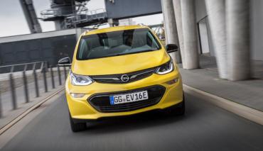 Opel-Elektroauto-Ampera-e