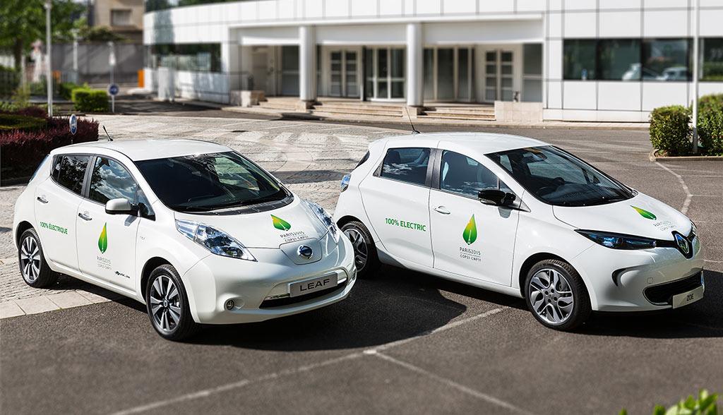 gemeinsame elektroauto-plattform für renault zoe & nissan leaf